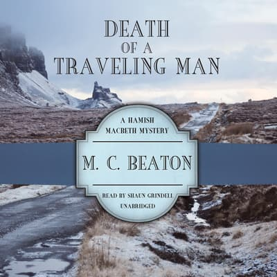 Death of a Traveling Man by M. C. Beaton audiobook