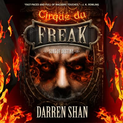Sons of Destiny by Darren Shan audiobook