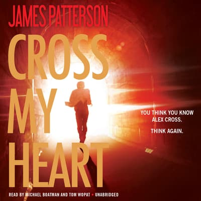 Cross My Heart by James Patterson audiobook