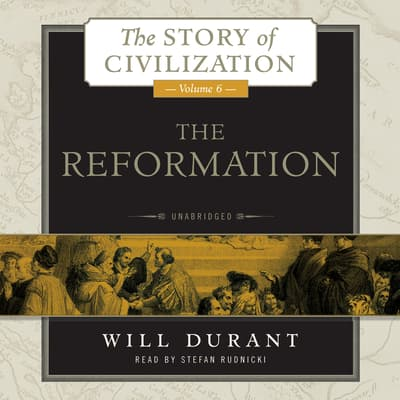 The Reformation by Will Durant audiobook