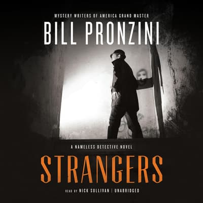 Strangers by Bill Pronzini audiobook