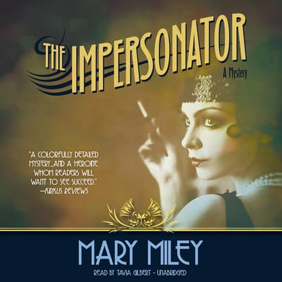 The Impersonator by Mary Miley audiobook