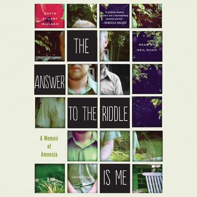 The Answer to the Riddle Is Me by David Stuart MacLean audiobook