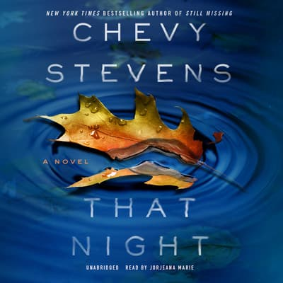 That Night by Chevy Stevens audiobook