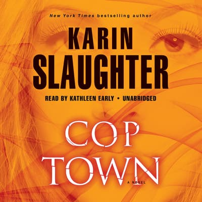 Cop Town by Karin Slaughter audiobook