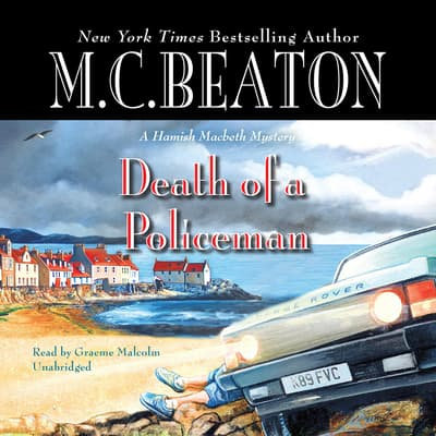 Death of a Policeman by M. C. Beaton audiobook
