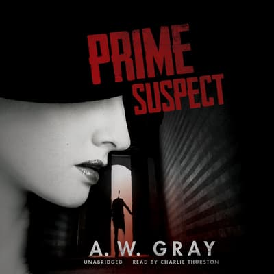 Prime Suspect by A. W. Gray audiobook