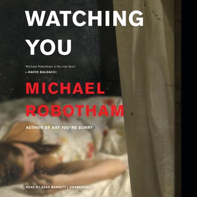 Watching You by Michael Robotham audiobook