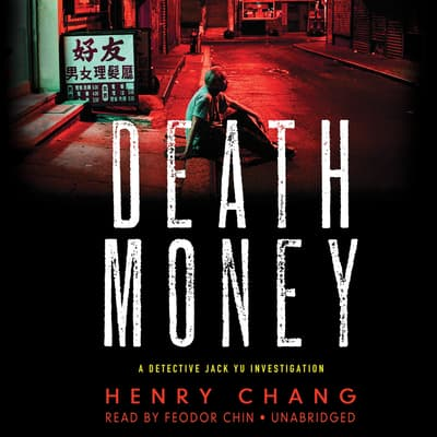Death Money by Henry Chang audiobook