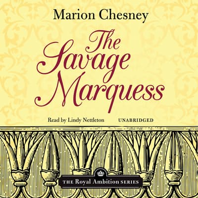 The Savage Marquess by M. C. Beaton audiobook