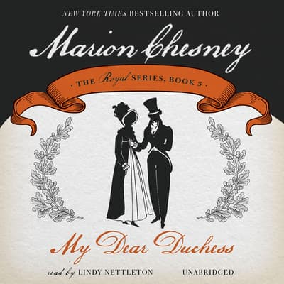 My Dear Duchess by M. C. Beaton audiobook