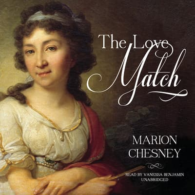 The Love Match by M. C. Beaton audiobook