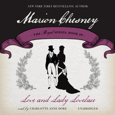 Love and Lady Lovelace by M. C. Beaton audiobook