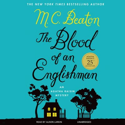 The Blood of an Englishman by M. C. Beaton audiobook