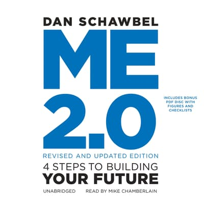 Me 2.0, Revised and Updated Edition by Dan Schawbel audiobook