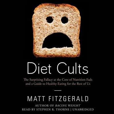 Diet Cults by Matt Fitzgerald audiobook