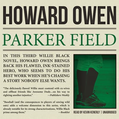 Parker Field by Howard Owen audiobook