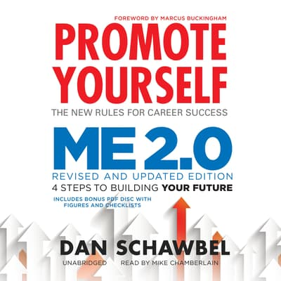 Promote Yourself and Me 2.0 by Dan Schawbel audiobook