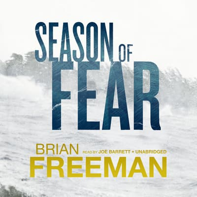 Season of Fear by Brian Freeman audiobook