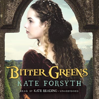 Bitter Greens by Kate Forsyth audiobook