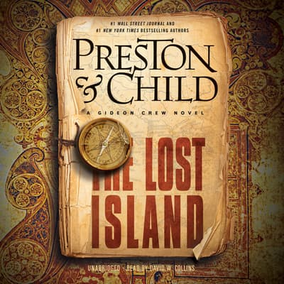 The Lost Island by Douglas Preston audiobook