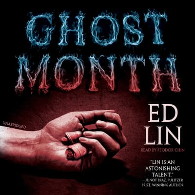 Ghost Month by Ed Lin audiobook