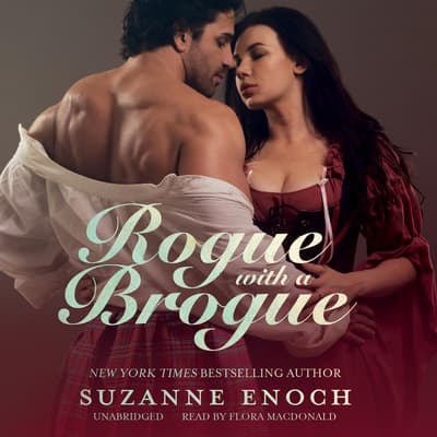Rogue with a Brogue by Suzanne Enoch audiobook