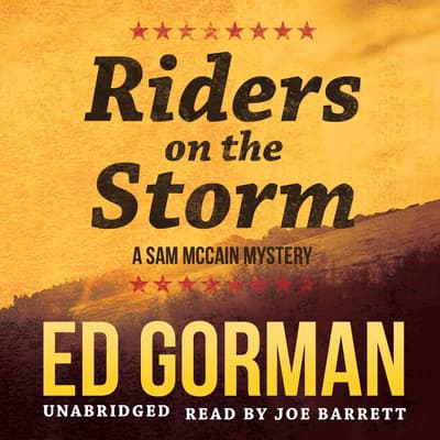 Riders on the Storm by Ed Gorman audiobook