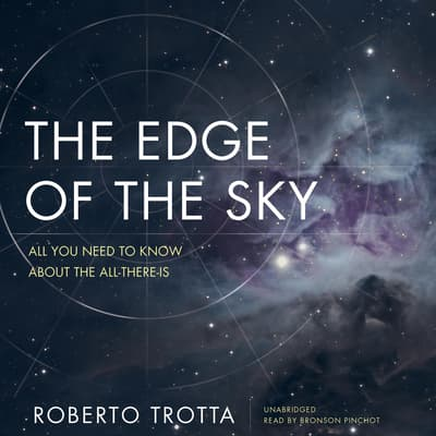The Edge of the Sky by Roberto Trotta audiobook