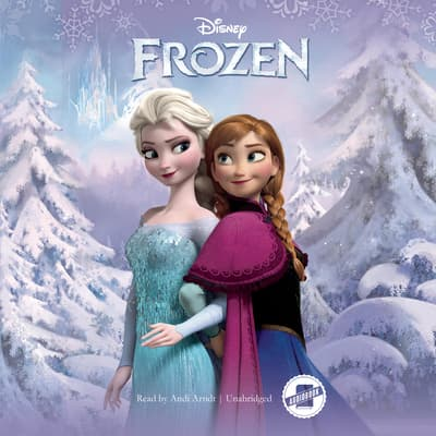 Frozen by Sarah Nathan audiobook