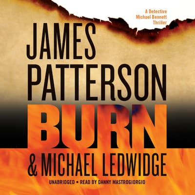 Burn by James Patterson audiobook