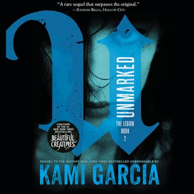 Unmarked by Kami Garcia audiobook