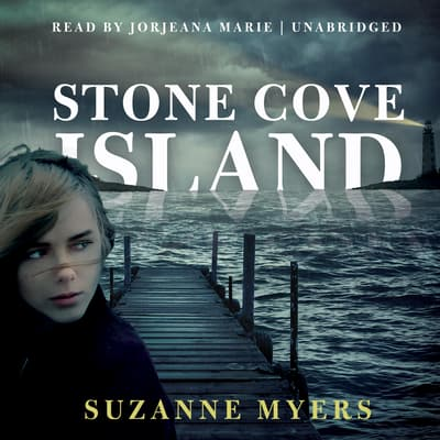 Stone Cove Island by Suzanne Myers audiobook