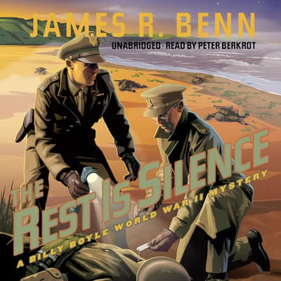The Rest Is Silence by James R. Benn audiobook