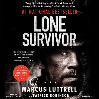 Lone Survivor by Marcus Luttrell audiobook