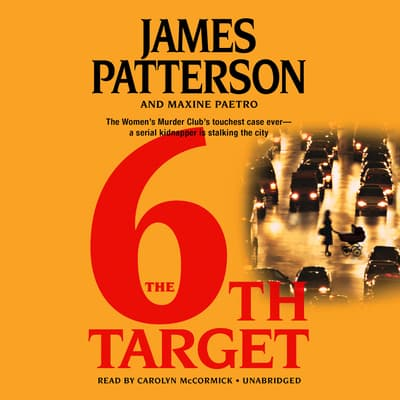 The 6th Target by James Patterson audiobook