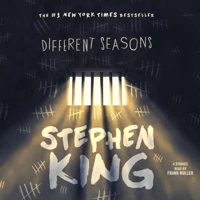 Different Seasons by Stephen King audiobook
