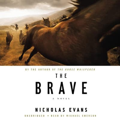 The Brave by Nicholas Evans audiobook