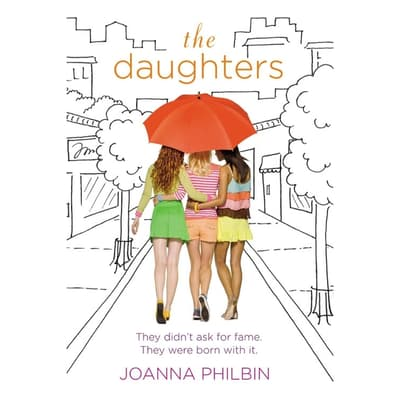 The Daughters by Joanna Philbin audiobook