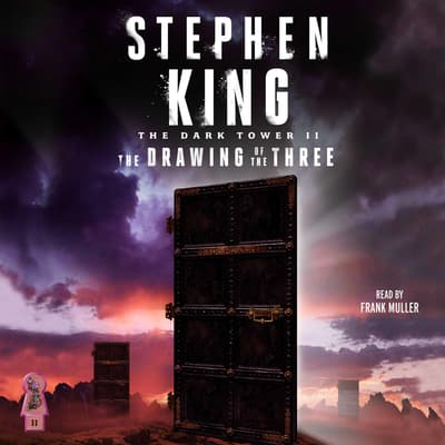 The Drawing of the Three by Stephen King audiobook