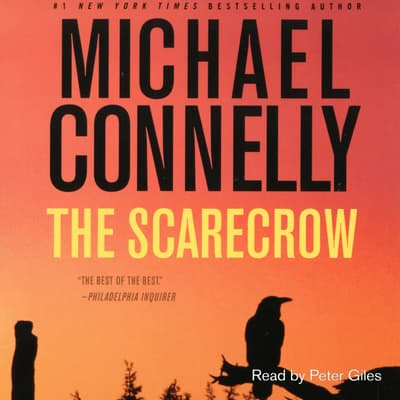 The Scarecrow by Michael Connelly audiobook