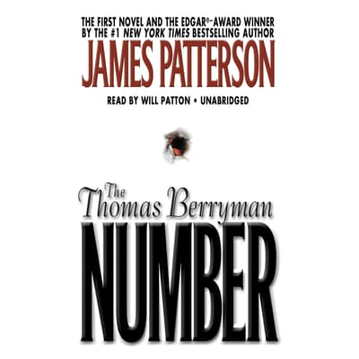 The Thomas Berryman Number by James Patterson audiobook
