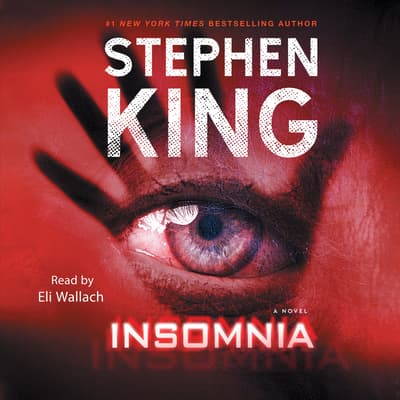 Insomnia by Stephen King audiobook
