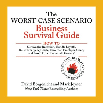 The Worst-Case Scenario Business Survival Guide by David Borgenicht audiobook