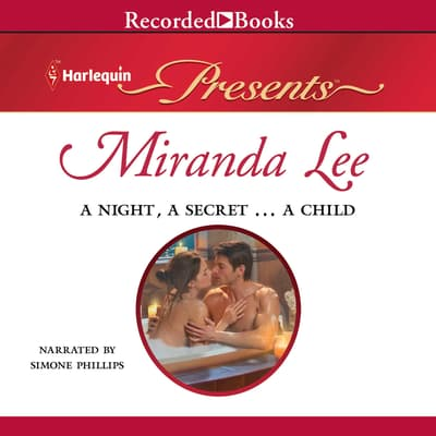 A Night, A SecretA Child by Miranda Lee audiobook