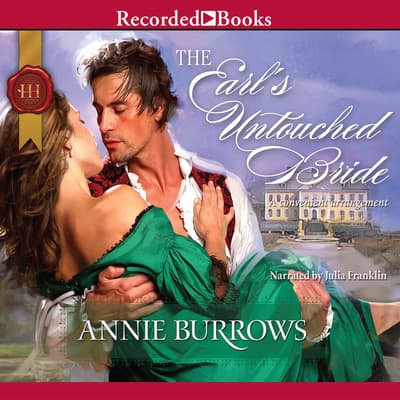 The Earl's Untouched Bride by Annie Burrows audiobook