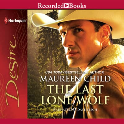 The Last Lone Wolf by Maureen Child audiobook