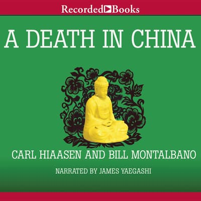 A Death in China by Carl Hiaasen audiobook