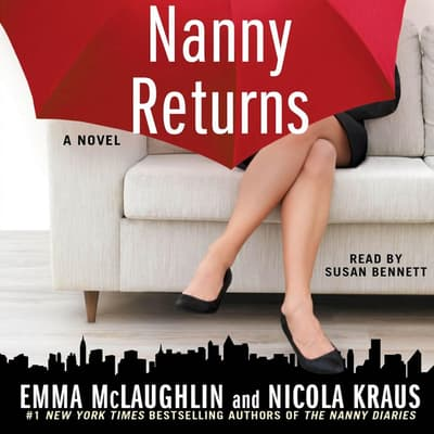 Nanny Returns by Emma McLaughlin audiobook