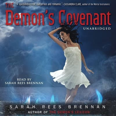 The Demon's Covenant by Sarah Rees Brennan audiobook